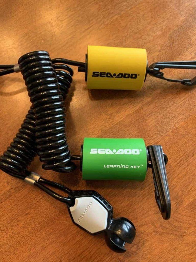 SeaDoo keys