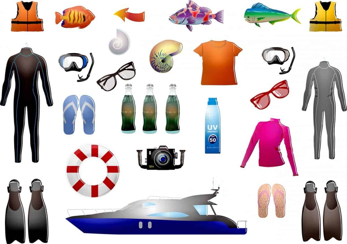 Several pieces of equipment are needed to scuba dive. You can buy or rent. Some of the best are here.