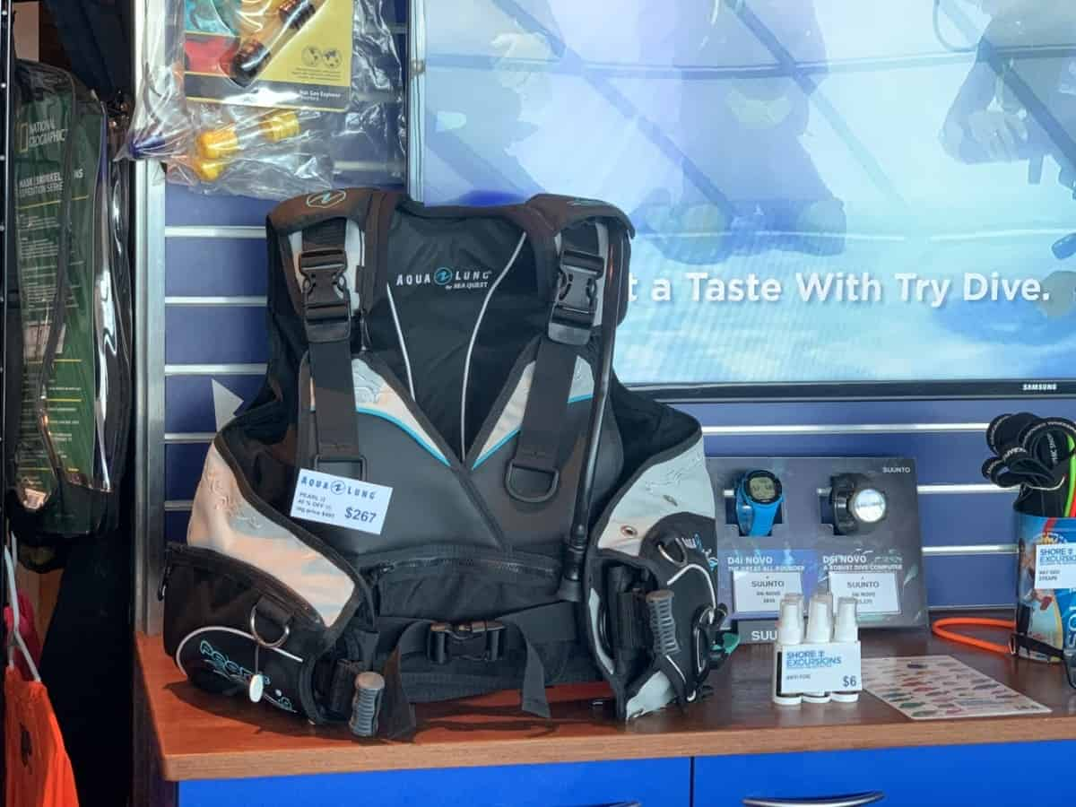 Buying a BCD can be expensive but good ones will last a long time
