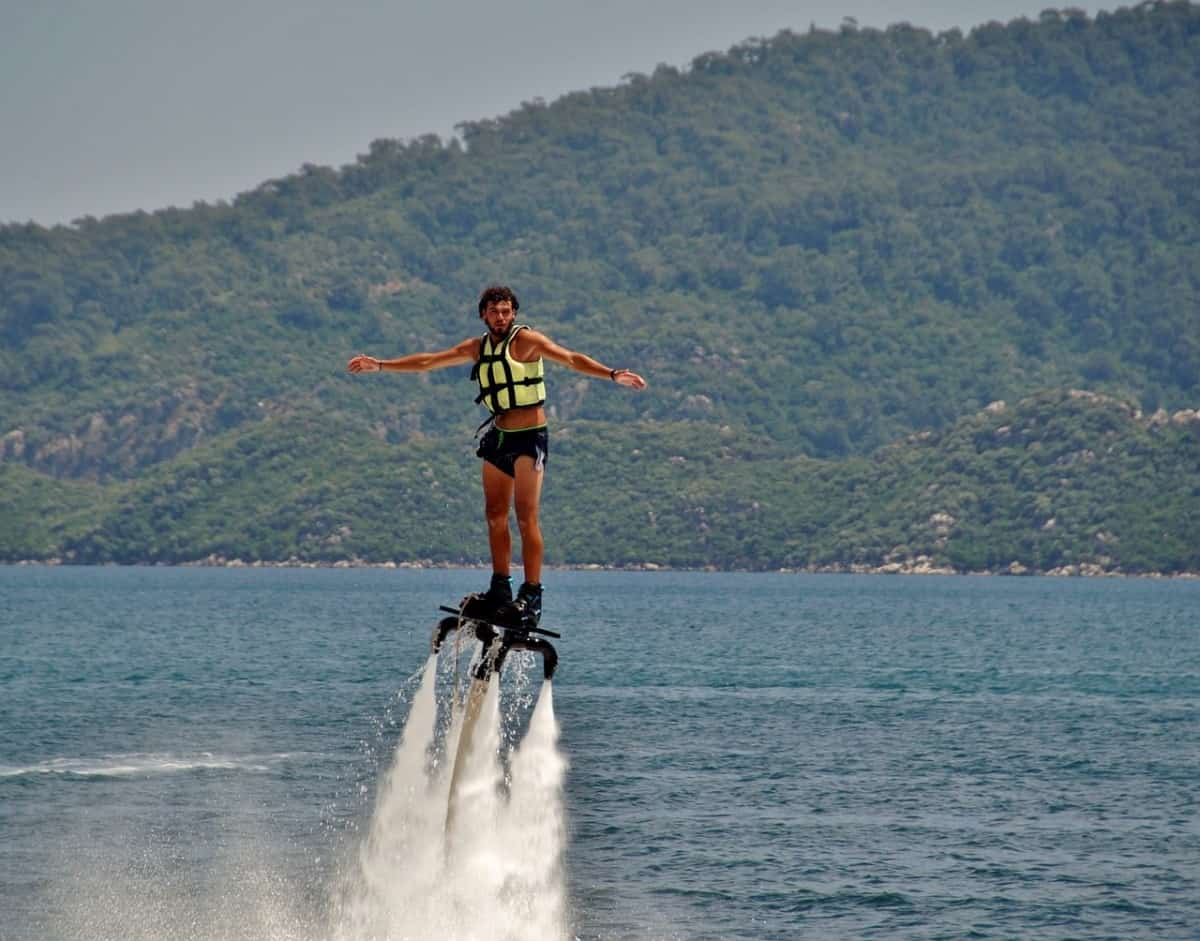 Flyboarding explained