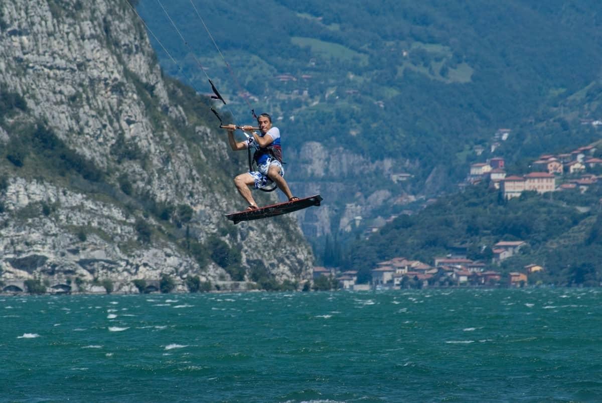 Kitesurf Water Sports Lake